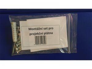 Montážní set pro projekční plátna - XRT-00060