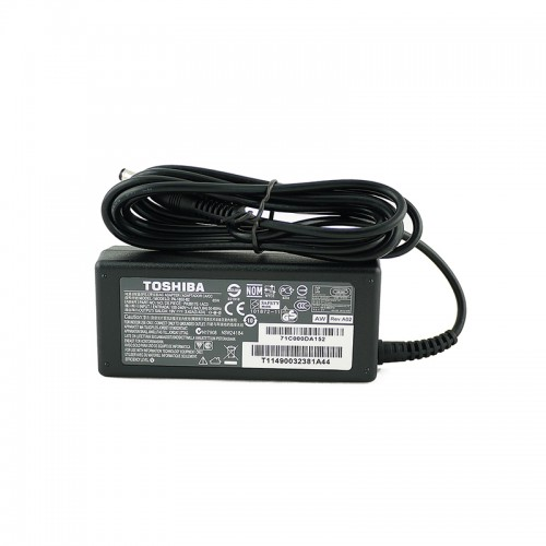 Toshiba Universal AC Adaptor - 65W 3pin pro R30, Satellite C40, C50-A, C70-A, Pro C50-A, Tecra Z50, - PA5114E-1AC3