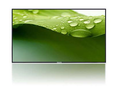 "Philips LCD 47"" BDL4765EL Public Display - EDGE LED Super Slim - BDL4765EL/00"