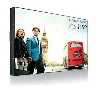 "Philips LCD 55"" BDL5588XH Public Display - Direct-LED Ultra Slim High Brightness - BDL5588XH/00"