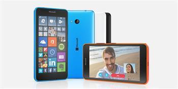 Microsoft Lumia 640 LTE, černá - A00024669