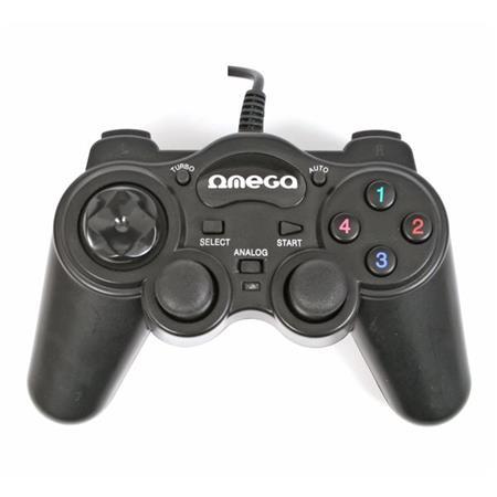 OMEGA GAMEPAD INTERCEPTOR PC USB BLISTER - OGP85
