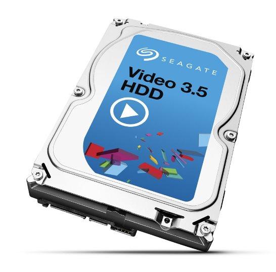 """Seagate Video 3.5 HDD, 2TB, 3.5"""", SATAIII, 64MB cache, 5.900RPM - ST2000VM003"""