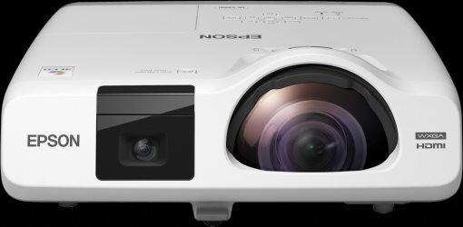 EPSON 3LCD/3chip projektor EB-536WI 1280x800 WXGA/3400 ANSI/16000:1/HDMI/LAN/16W Repro/optionWi-fi/( - V11H670040