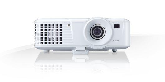 Canon projektor LV-WX300 DLP/WXGA/3000lm/2300:1/HDMI/LAN/repro - 9877B003