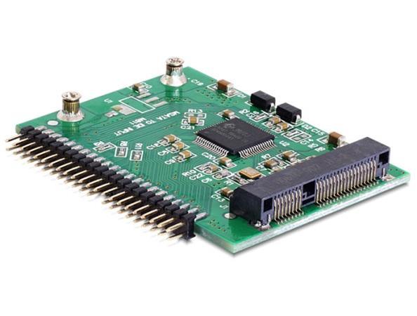 Delock adaptér mSATA SSD > IDE 44 pin - 62491