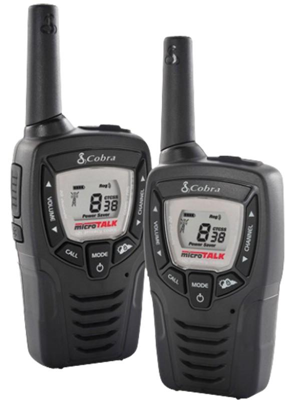 Cobra MT645VP - profi PMR vysílačka - 2 ks - COBRA-MT645VP