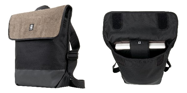 Crumpler Proper Roady Leather Sling M - suede leather/black - PRYLS-M-001