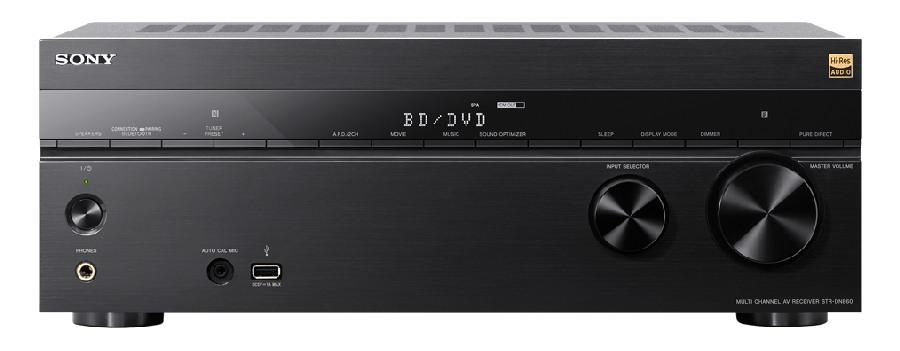 SONY STR-DN1060 7.2k přijímač AV domácího kina - STRDN1060.CEL