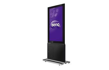 BenQ LCD DH551F 55../LED/1920x1080/3000:1/6,5 ms/2xHDMI/8bit panel/Dual Side - 9H.F27PU.NA1