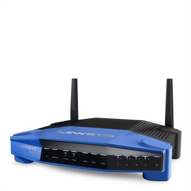 Linksys WRT1200AC, SMART WI-FI ROUTER AC1200 - WRT1200AC-EU