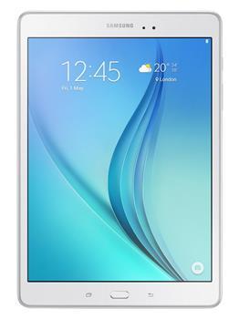 "Samsung Galaxy Tab A/9.7""/1024x768/2GB/16GB/BT/3G/Wi-Fi+LTE/GPS/2xCam/Android 5.0/White - SM-T555NZWAXEZ"