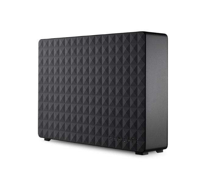 """Seagate Expansion Desktop, 4TB externí HDD, 3.5"""", USB 3.0, černý - STEB4000200"""