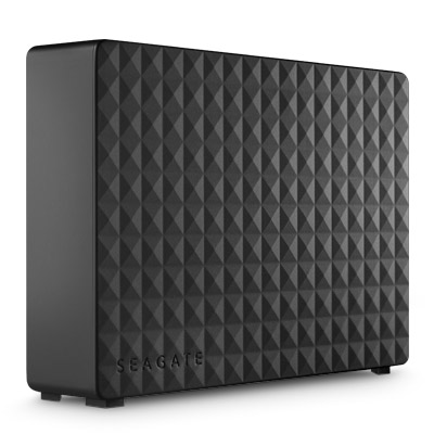 """Seagate Expansion Desktop, 5TB externí HDD, 3.5"""", USB 3.0, černý - STEB5000200"""