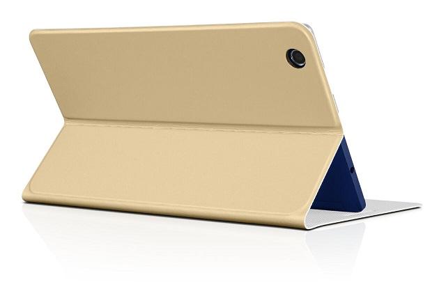 Lenovo IdeaTab 2 A8-50 Folio Case and Film (pouzdro+folie) - zlatá - ZG38C00235