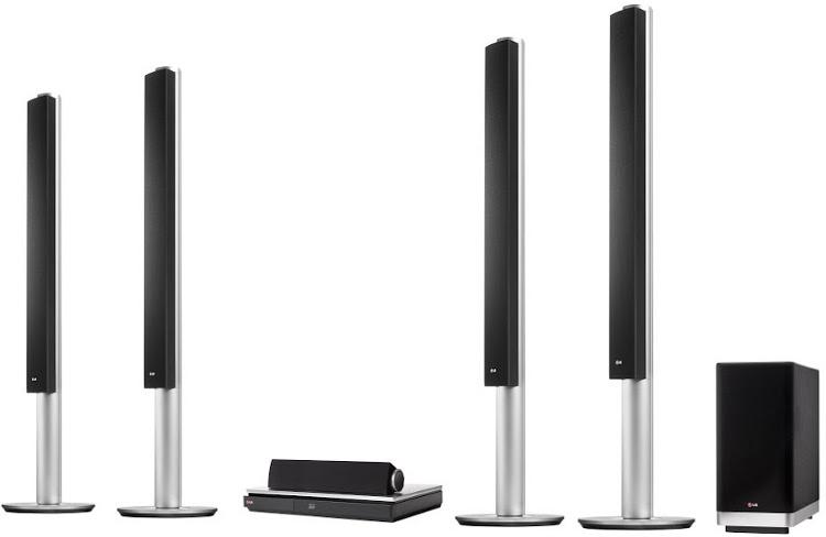 LG BH9540TW 3D Blu-ray domácí kino - BH9540TW
