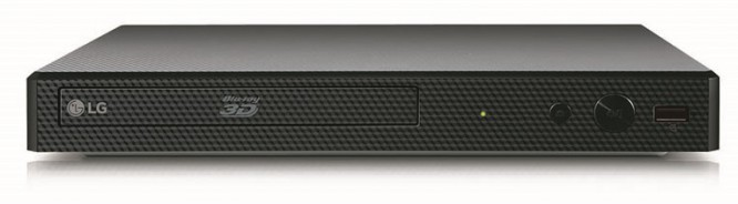 LG BP250 3D Blu-Ray/Disctm/DVD přehrávač - BP250