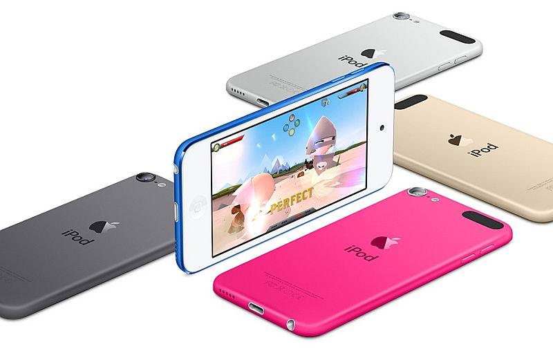 Apple iPod touch 16GB - Pink - MKGX2HC/A
