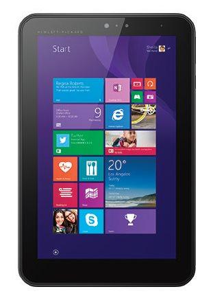 """HP Pro Tablet 608 G1 Z8500 7.86"""" QXGA (2048x1536), 2GB, 64GB, a/b/g/n, BT, NFC, Win 10 Home - H9X38EA#BCM"""