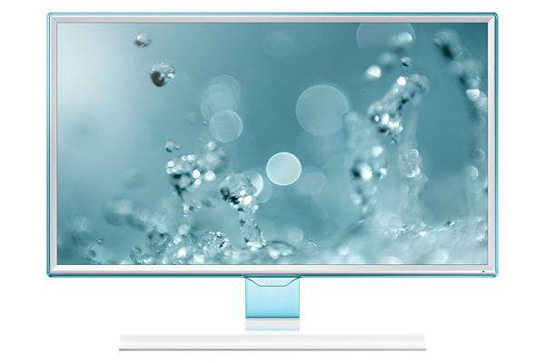 """Samsung LED LCD 24"""" S24E391 - PLS, 1920x1080/4ms/250cd/D-SUB/HDMI/bílý - LS24E391HL/EN"""