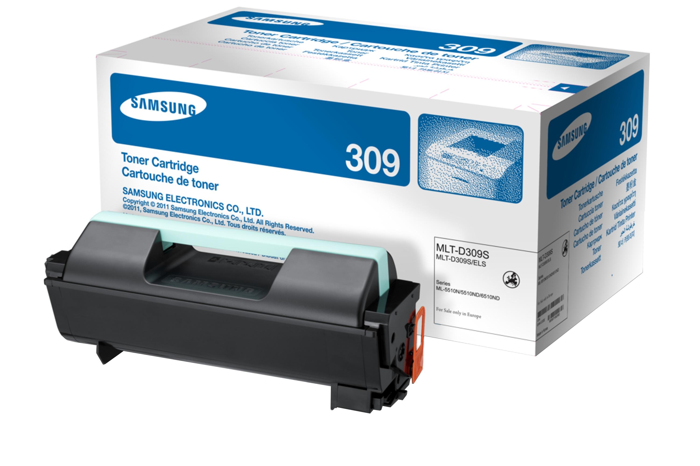 Samsung toner černý MLT-D309S pro ML-5510ND/ML-6510ND/ML-5515ND/ML-6515ND - 10.000 stran - MLT-D309S/ELS
