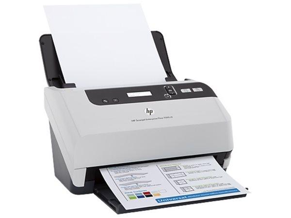 HP Scanjet Enterprise Flow 7000 s2 Document Scanner (A4, 600x600, USB 2.0, podavač dokumentů) - L2730B