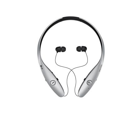 LG Bluetooth Stereo Headset HBS-900 (harman/kardon) Tone Infinim Black - HBS-900.AGEUBK