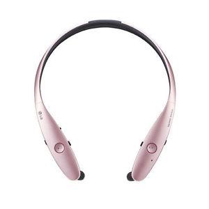 LG Bluetooth Stereo Headset HBS-900 (harman/kardon) Tone Infinim Pink - HBS-900.AGEUPK