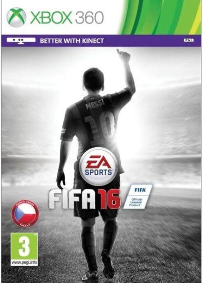 Electronic Arts XBox 360 Fifa 16 - 1024385