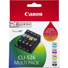 Canon cartridge CLI-526 C/M/Y/BK PHOTO VALUE - 4540B017