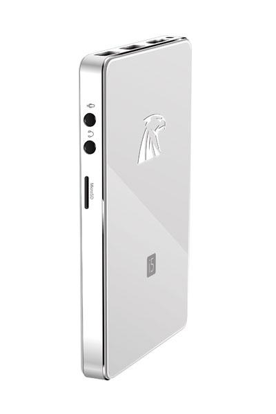 eGreat i5 Pocket PC, QC Atom/2GB/32GB/WLAN/BT/SD/USB/HDMI/Win10 - UMNP00030