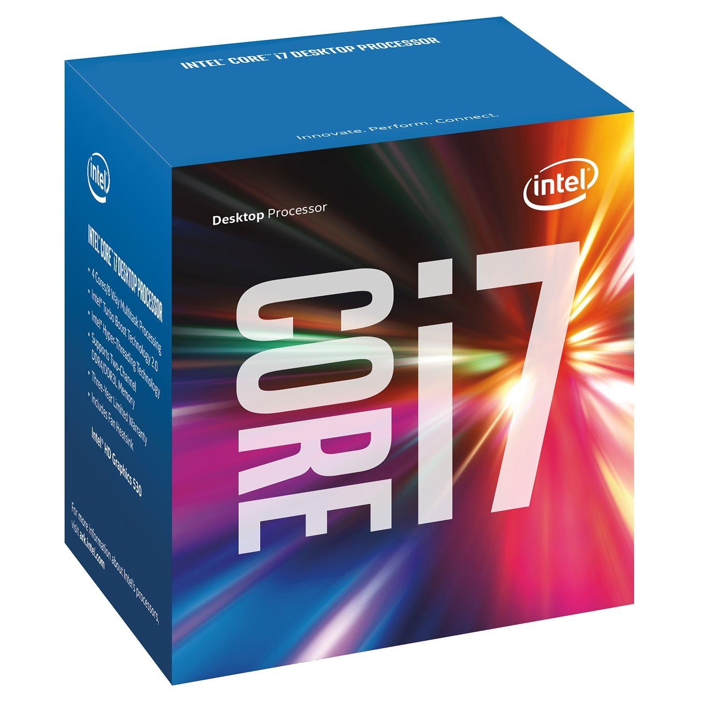 Intel Core i-7 processor Skylake i7-6700 3,40 GHz/LGA1151/8MB cache - BX80662I76700