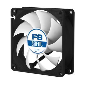 Arctic F8 Silent Case Fan - 80mm case fan with low speed - ACFAN00025A