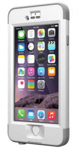 LifeProof Nüüd odolné pouzdro pro iPhone 6 šedé/bílé - 77-51861