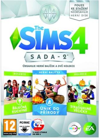 Electronic Arts PC hra The Sims 4 Bundle Pack 2 - 1032032