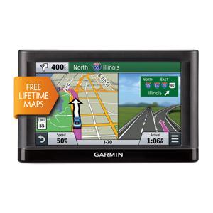 """Garmin nüvi 68T Lifetime Europe 45 - 45 států EU/6"""" LCD-otočný - 010-01399-15"""