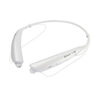 LG Bluetooth Stereo Headset HBS-750 Tone Pro White - HBS-750AGEUWP