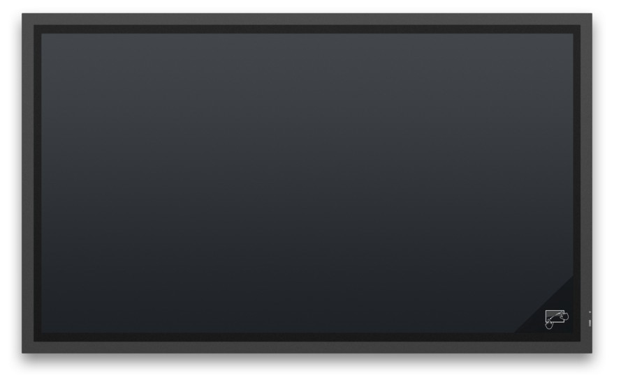 "NEC 84"" velkoformátový dotykový display X841UHD - 24/7, 3840 x 2160, 500cd, bez stojanu, 6 poin - 60003881"
