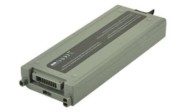 Fotografie 2-Power baterie pro PANASONIC ToughBook CF-19 11,1 V, 5200mAh, 6 cells - CBI3334A