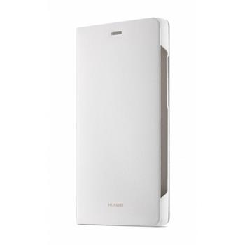 Huawei Original Folio Pouzdro White pro P8 Lite (EU Blister) - 6901443051403