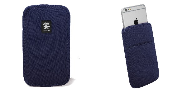 Crumpler Base Layer iPhone 6 Plus - sunday blue - BLIPH6P-002