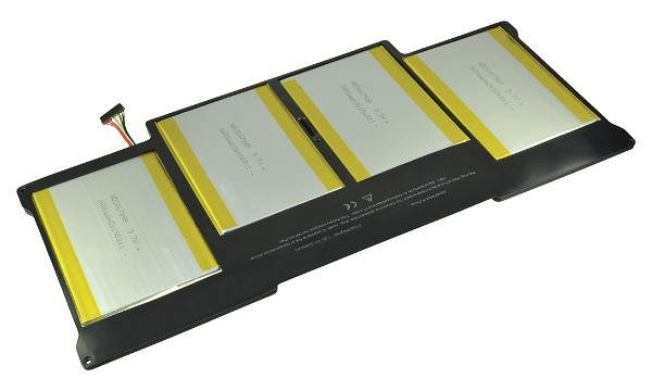 2-Power baterie pro MacBook Air 13 Inch A1369 2011 Baterie do Laptopu 7,3V 50Wh - CBP3441A