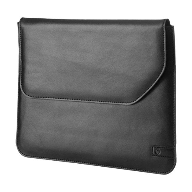 HP 9,7 Pouzdro kožené Leather Tablet Sleeve černá - A1W95AA#ABB
