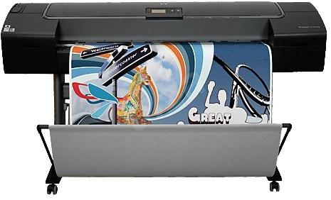 """HP Designjet Z2100 44"""" Photo Printer, 1200x2400 - Q6677D"""