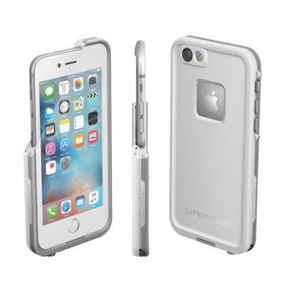 LifeProof Fre odolné pouzdro pro iPhone 6/6s bílé - 77-52564
