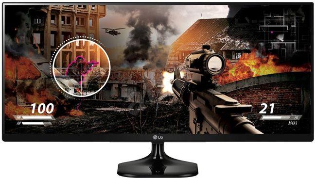 """LG LCD IPS LED 29UM58-P.AEU/ 29""""/ 2560 x 1080/ 2x HDMI/černý"""