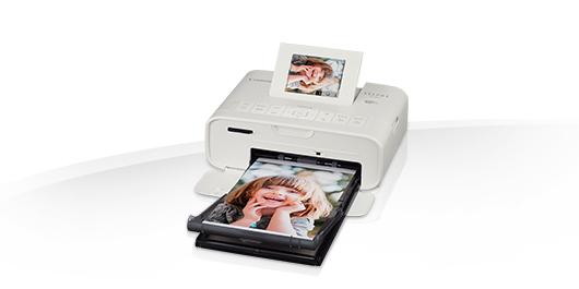 CANON CP1200 Selphy WHITE , termosublimační tiskárna - 0600C002