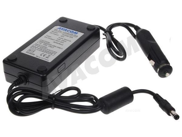 AVACOM Nabíjecí autoadaptér pro notebook 18V-20V 90W DC/DC - ADDC-19V-90W
