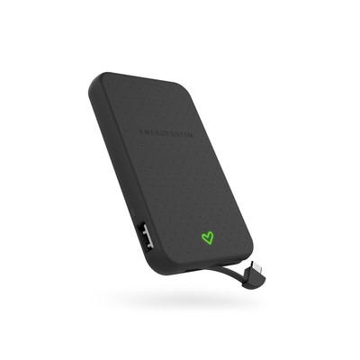 ENERGY Extra Battery 5000 Black, přenosný velmi kompaktní akumulátor pro Vaše mobilní zařízení - 422517