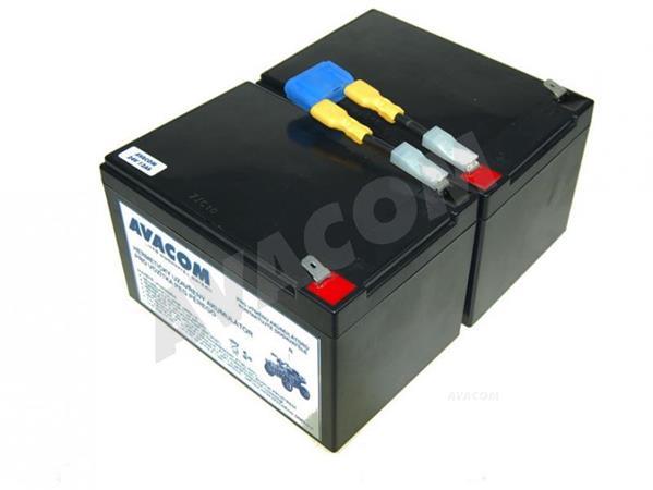 AVACOM Náhradní baterie (olověný akumulátor) 24V 12Ah do vozítka Peg Pérego F2 - PBPP-24V012-F2A